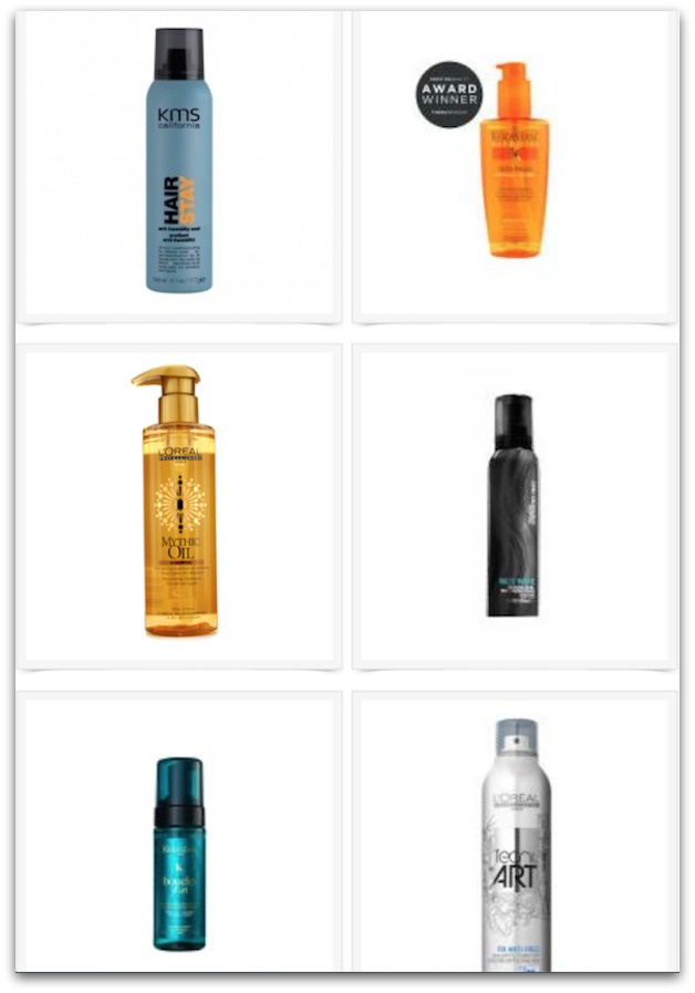 Hair products 3
