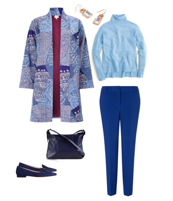 How to adapt a special occasion coat for casual wear