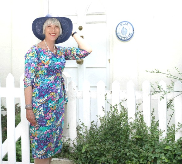 Bombshell dress by Barnes cottage