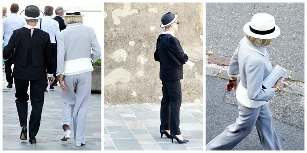 casual weddings what french women wear