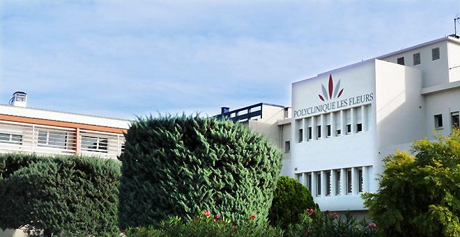 Polyclinc des fleurs - Toulon