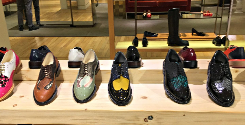 Shoes in Paris