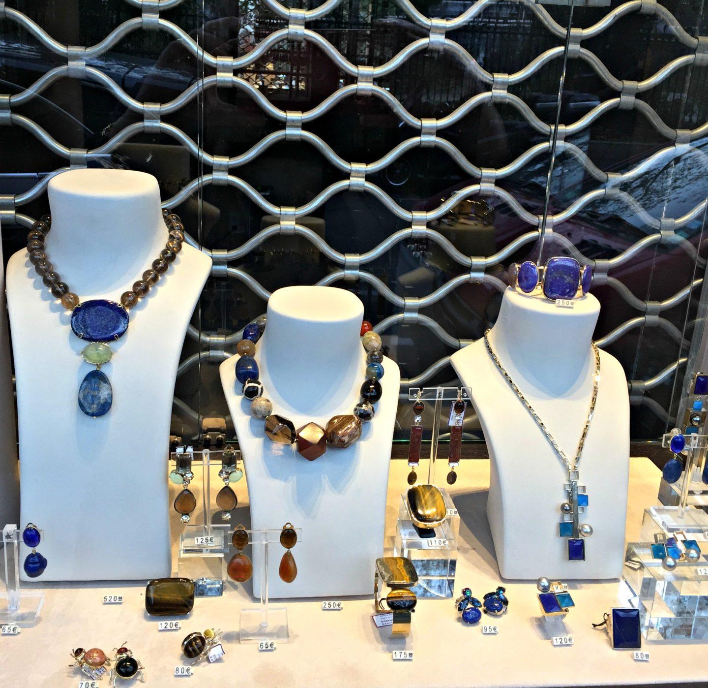 Jewellery in Paris