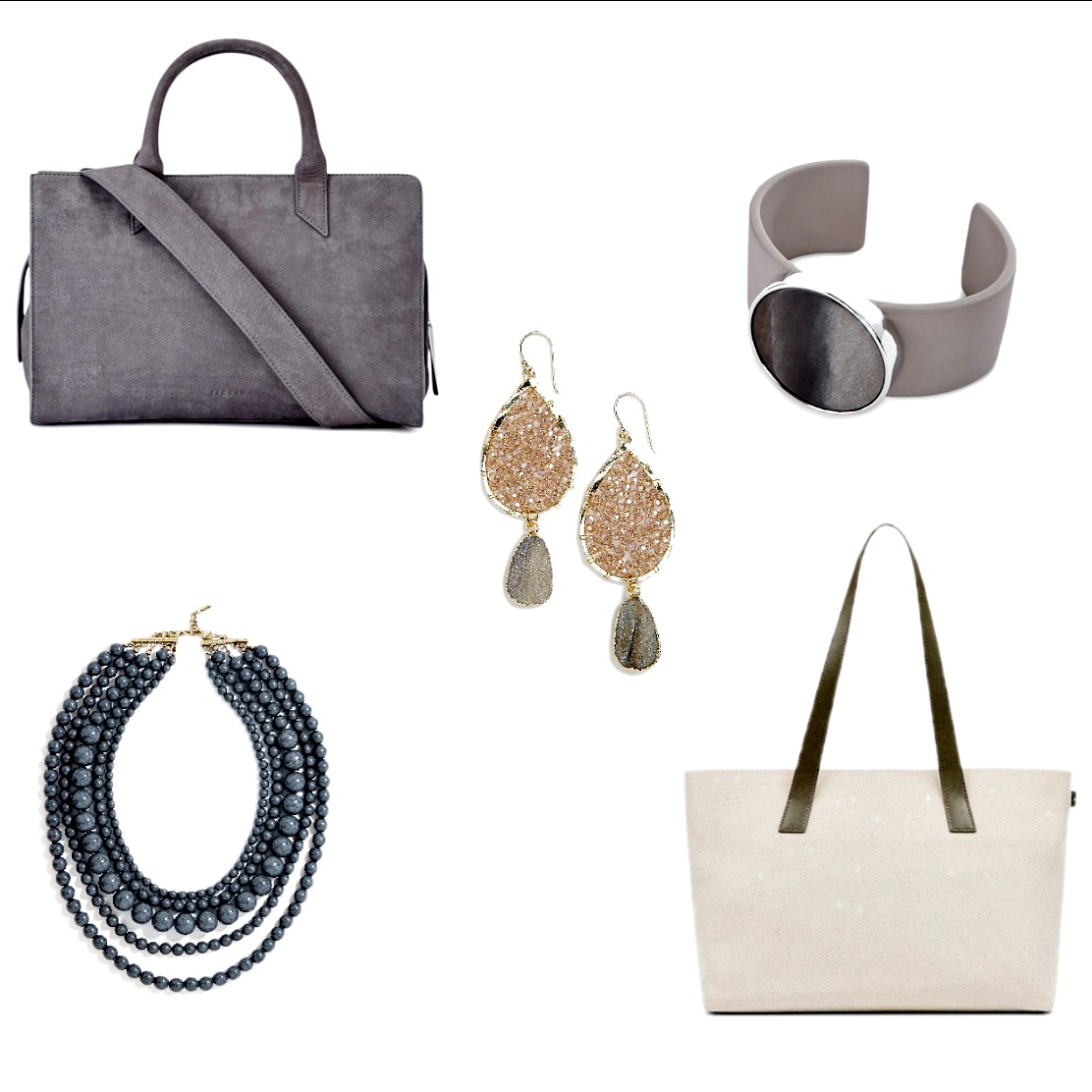 Liven your wardrobe with accessories