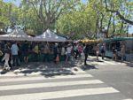 Visit to St.Tropez market