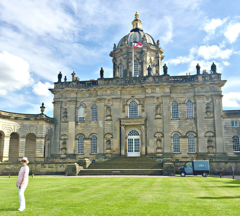 Visit to Castle Howard