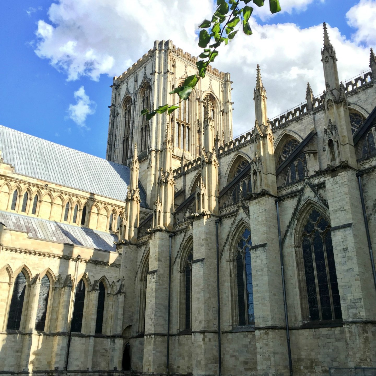 Visit to city of York