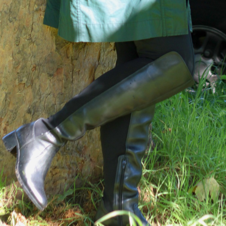 Marks & Spencer long boots