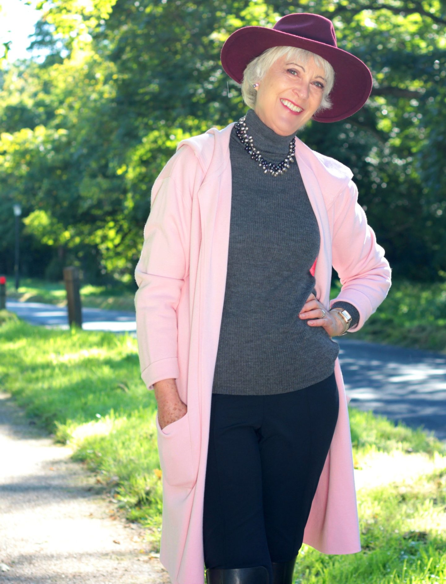 How to wear new style cardigans