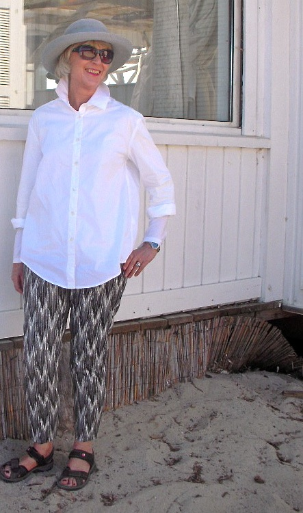 Beach trousers 1