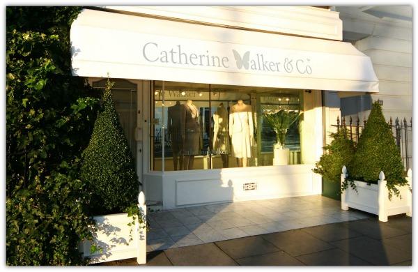 Catherine Walker & Co showroom