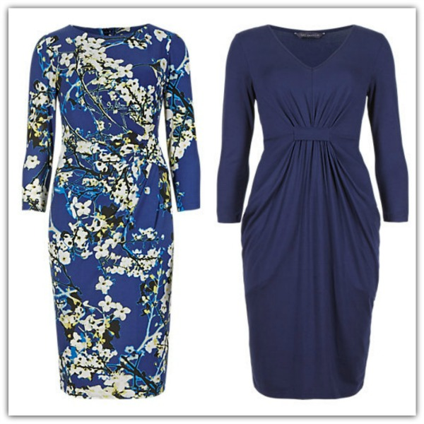 Fashion advice for 40+ women - Dresses with sleeves
