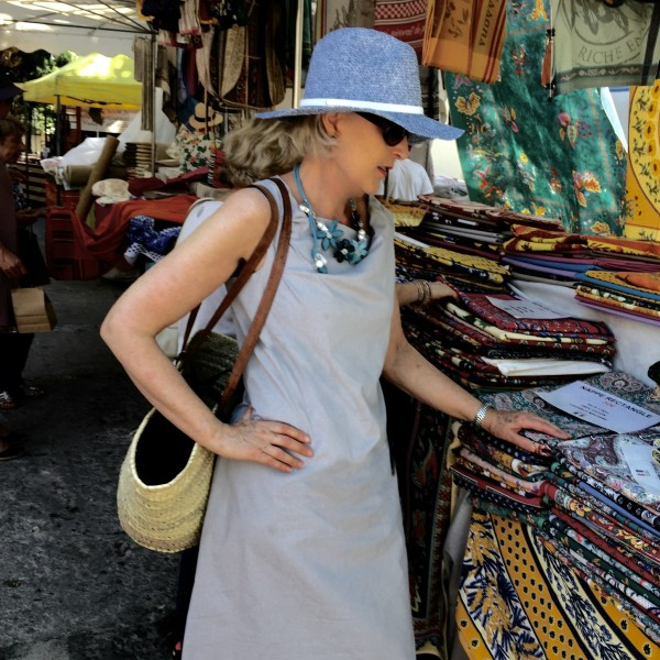 Grimaud Market South of France