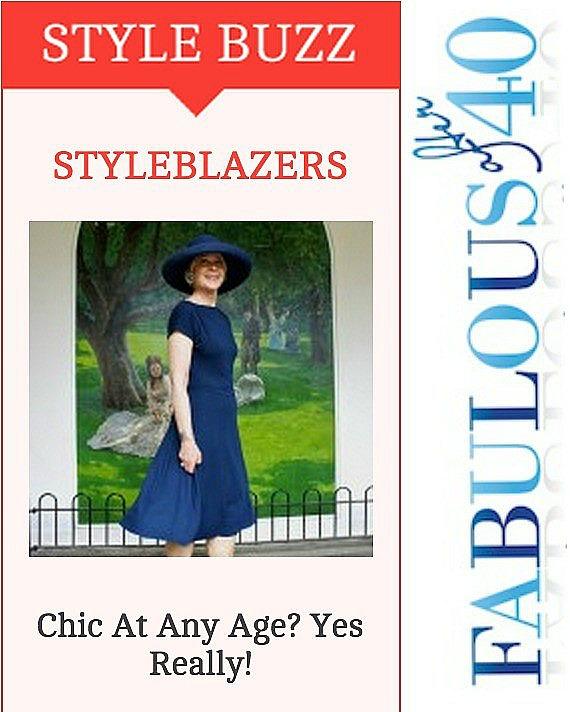 styleblazer chic at any age