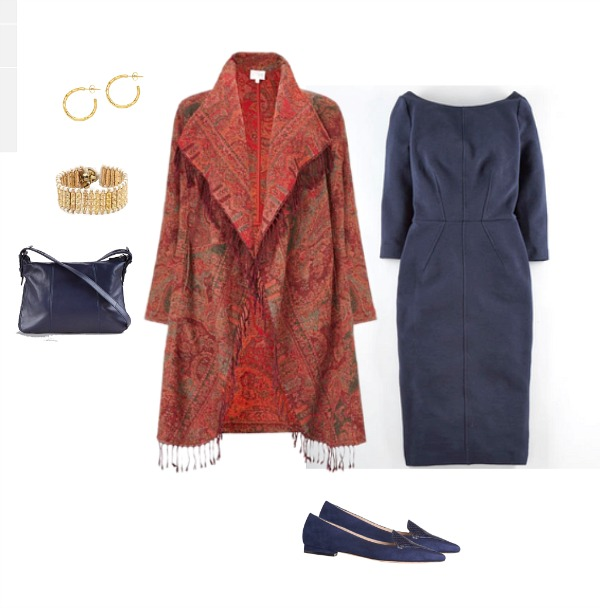 3 ways to wear a special occasion coat