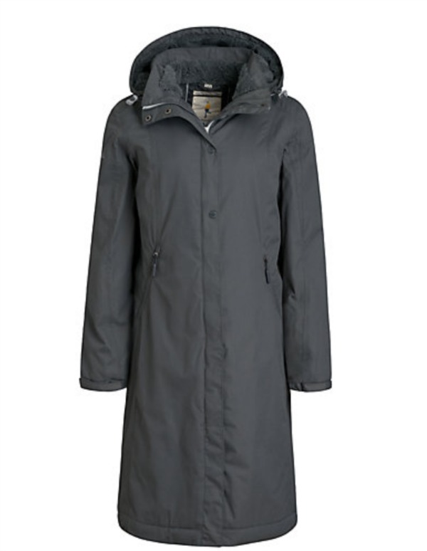 Practical raincoats for the British climate