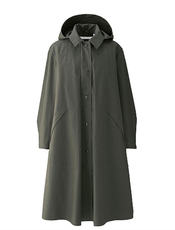 Practical raincoats - Lemaire for Uniqlo