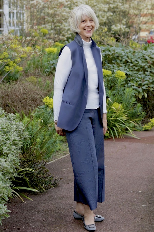 culottes with waistcoat 2
