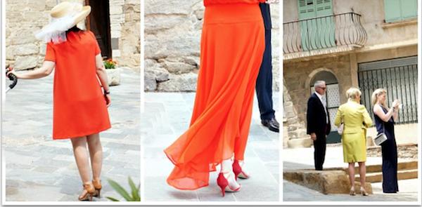 Grimaud Wedding - Colour