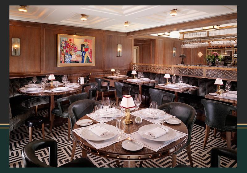 Omer Restaurant Mayfair