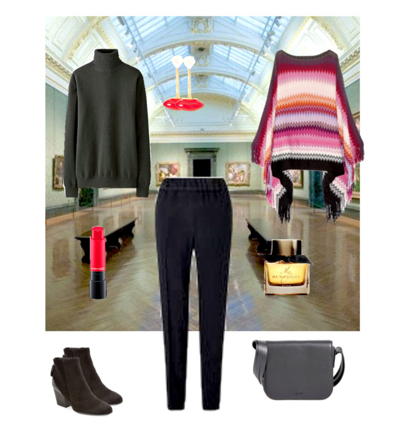 What to wear to visit an art gallery