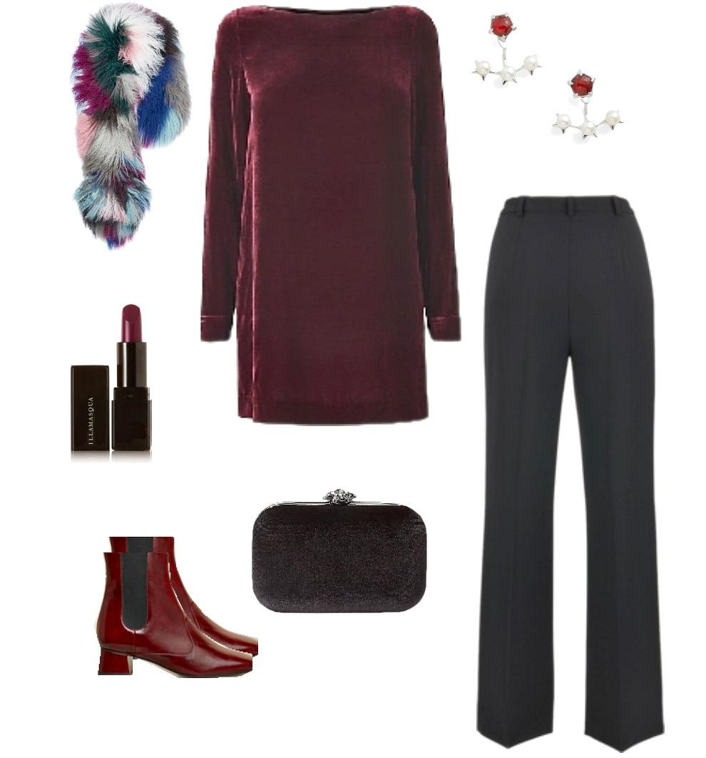 sumptuous velvet for the party season