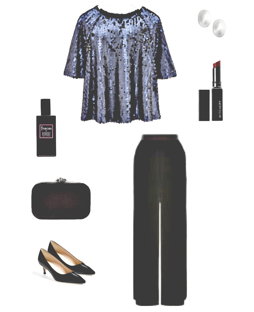 How to look chic for New Year's Eve