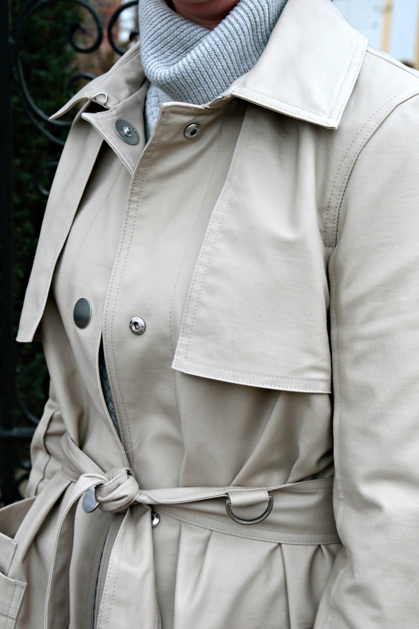 Marks&Spencer trench coat