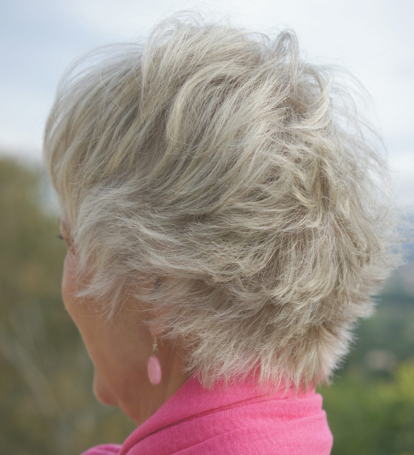 St. Tropez haircut