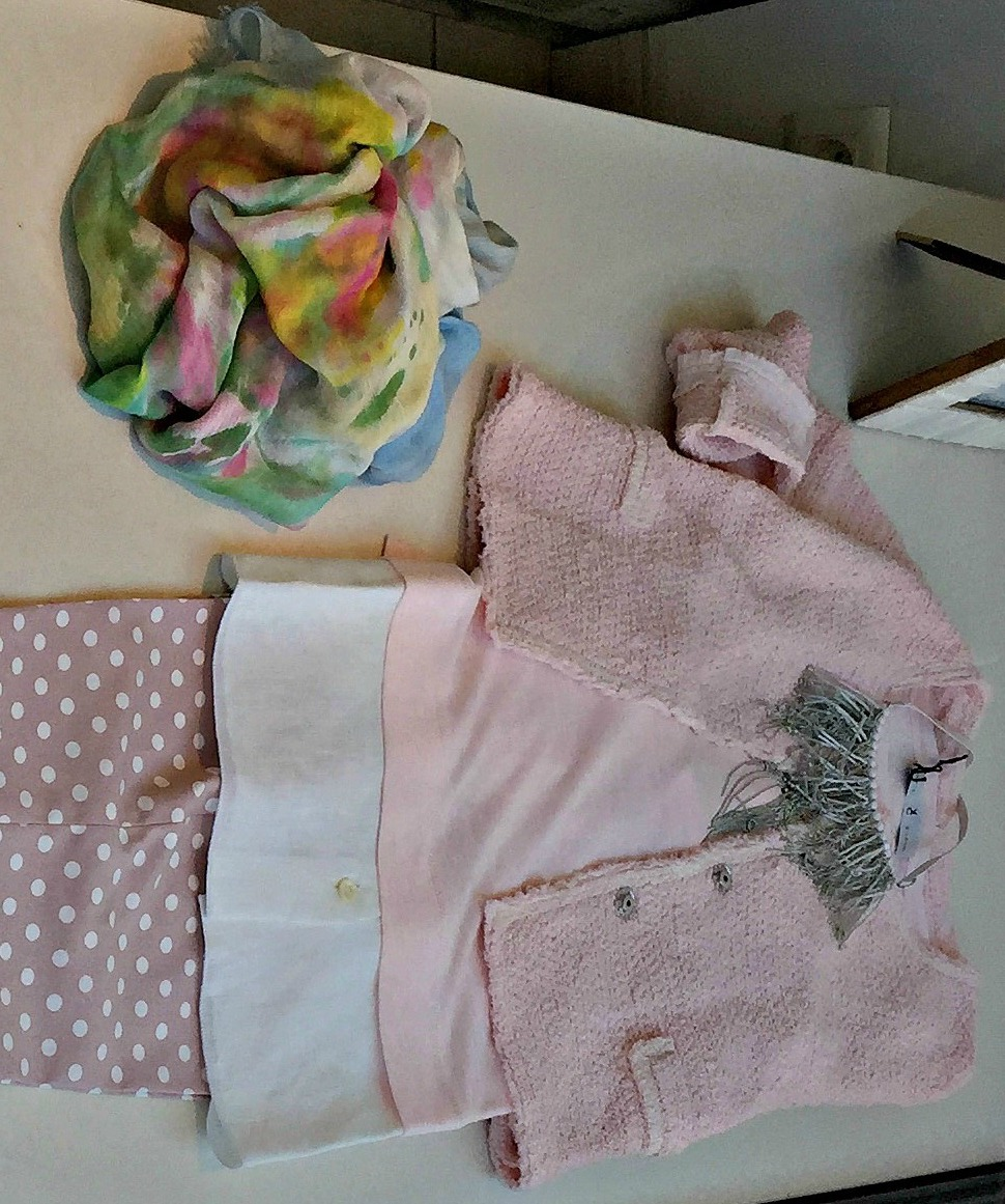 Pink jacket