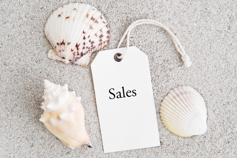 Summer sales update