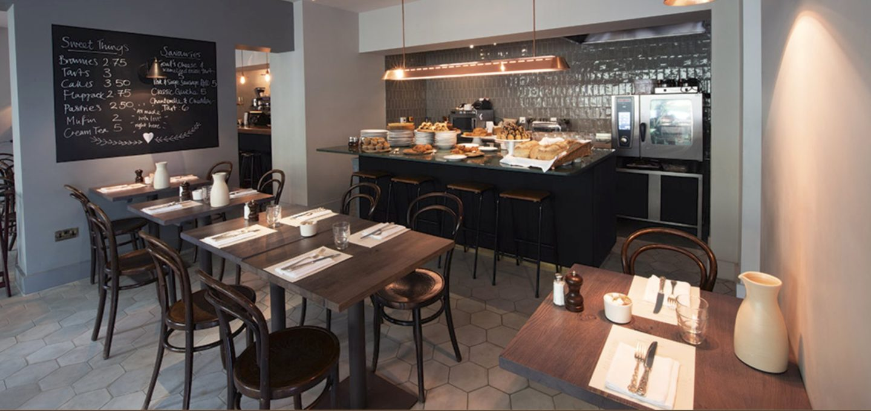 Restaurants in Barnes