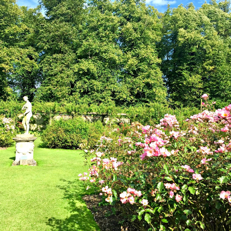 Gardens at Castle Howard