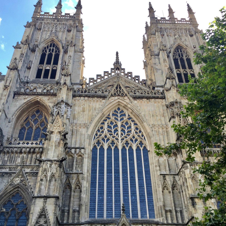 City of York visit