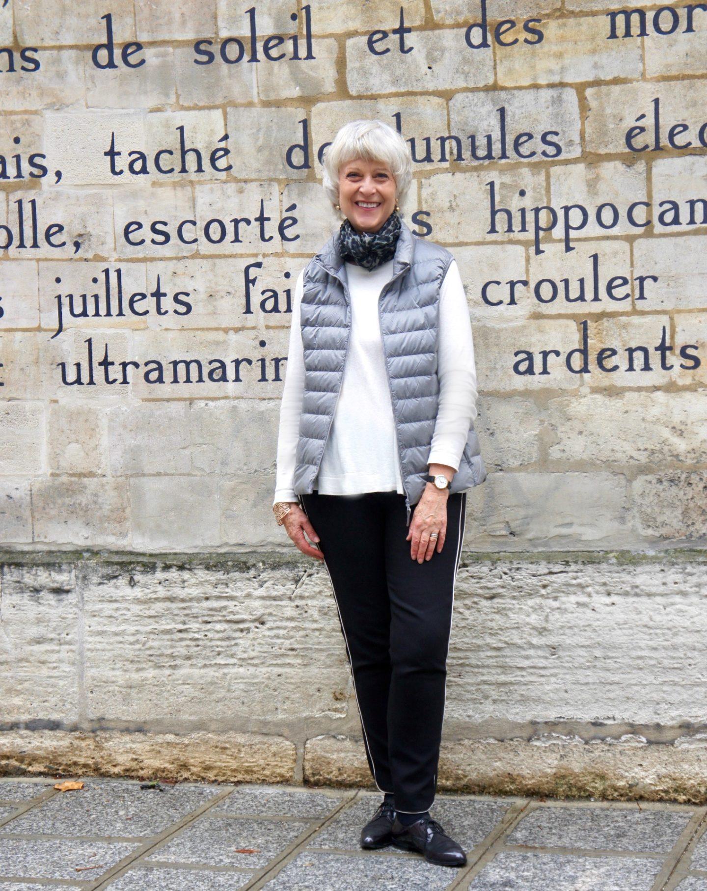 Paris trip what I wore