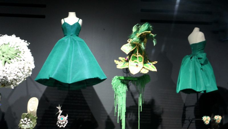 Christian Dior Exhibition Paris