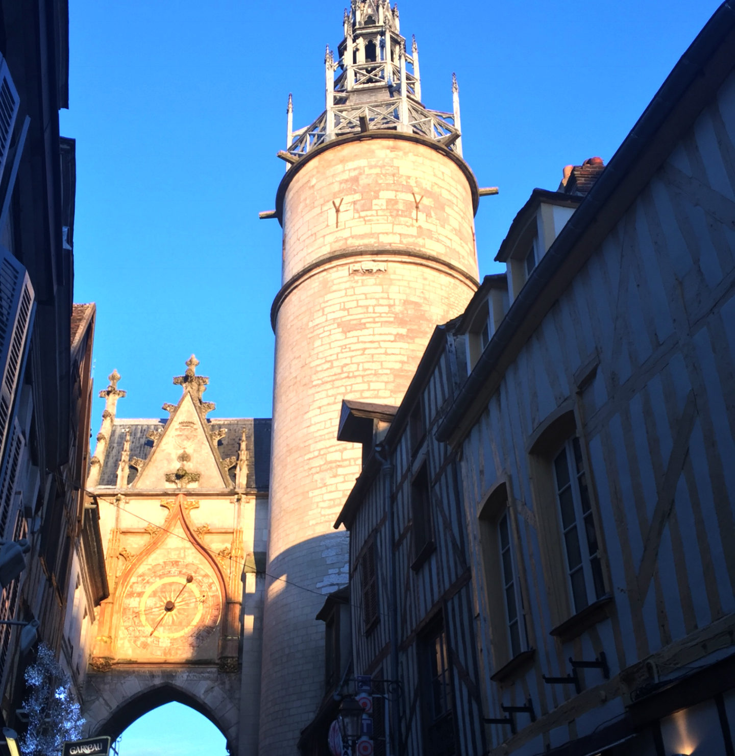 Our trip to Auxerre