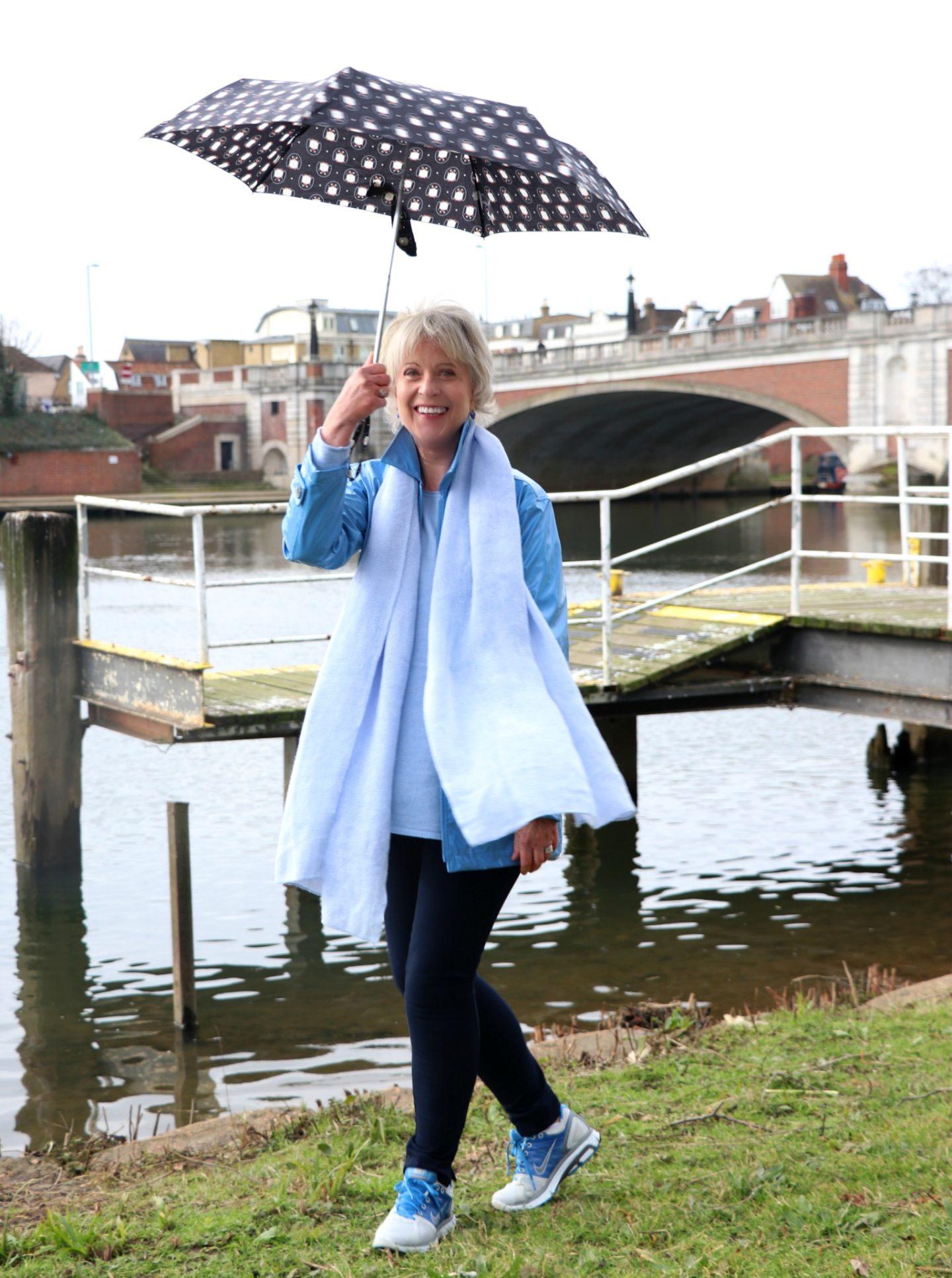 Singing in the rain  Spring raincoats