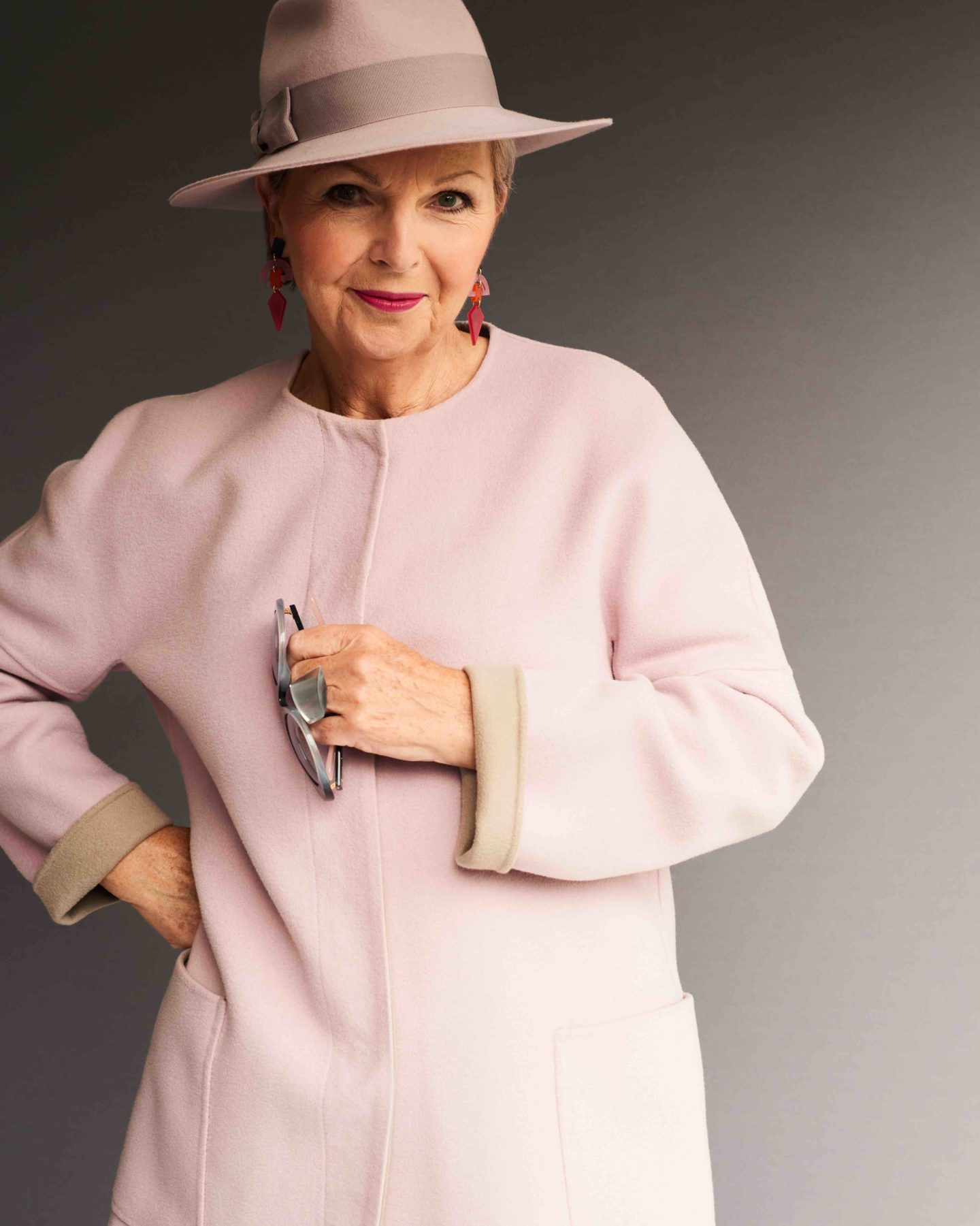 Beauty, style and empowerment for older women