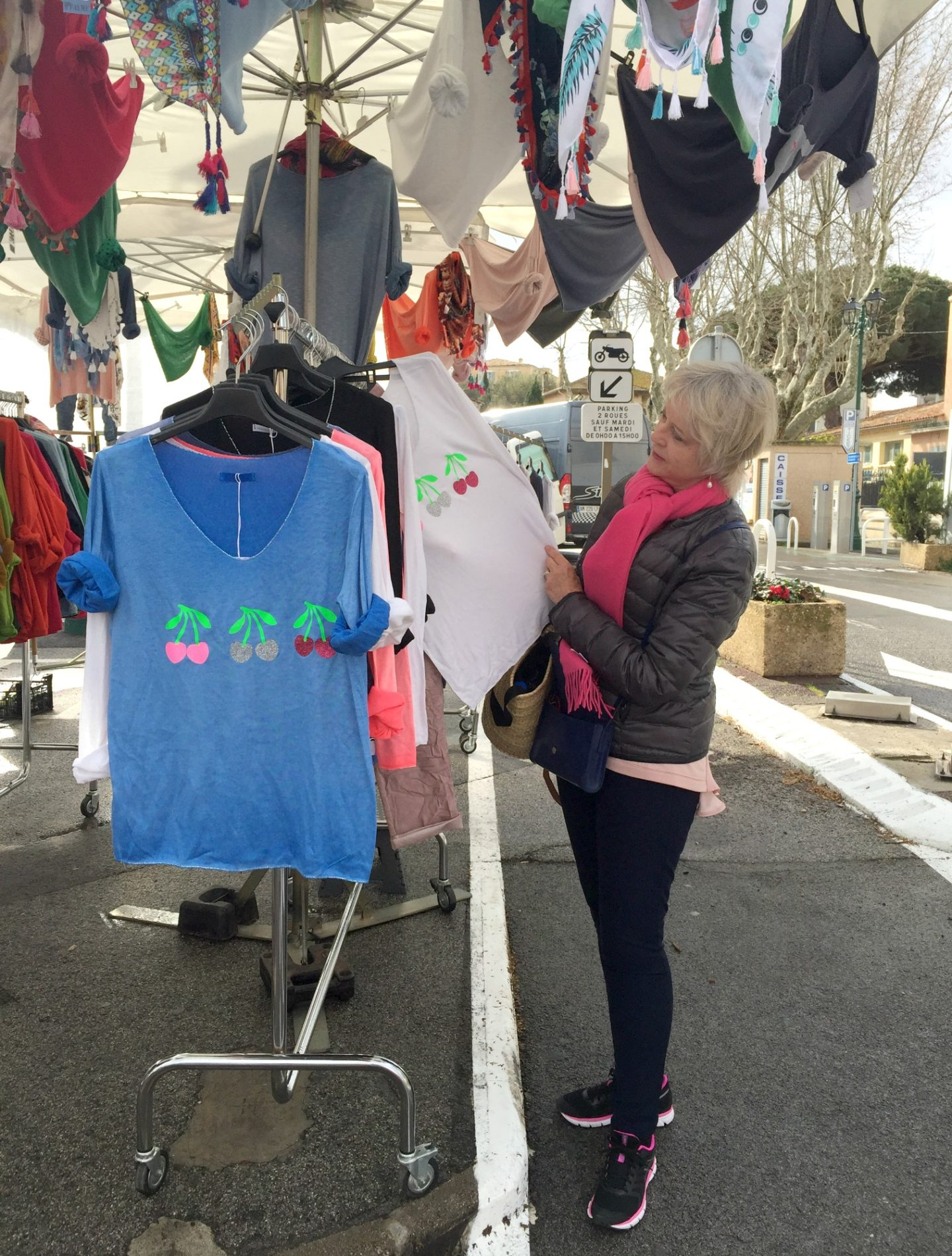 News and views from St.Tropez market