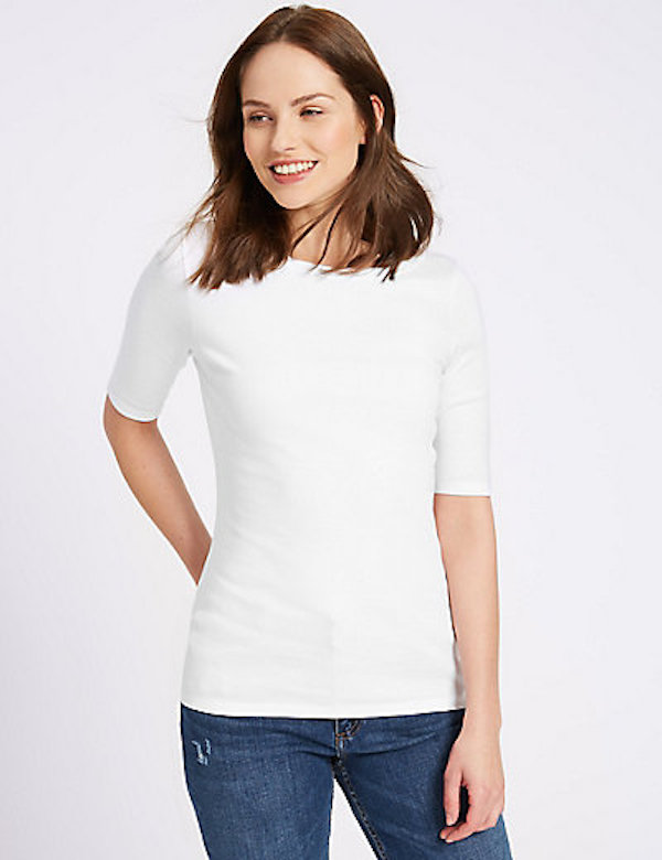 The best white T-shirts