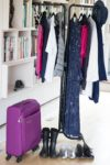 Capsule wardrobe for visit to Wales