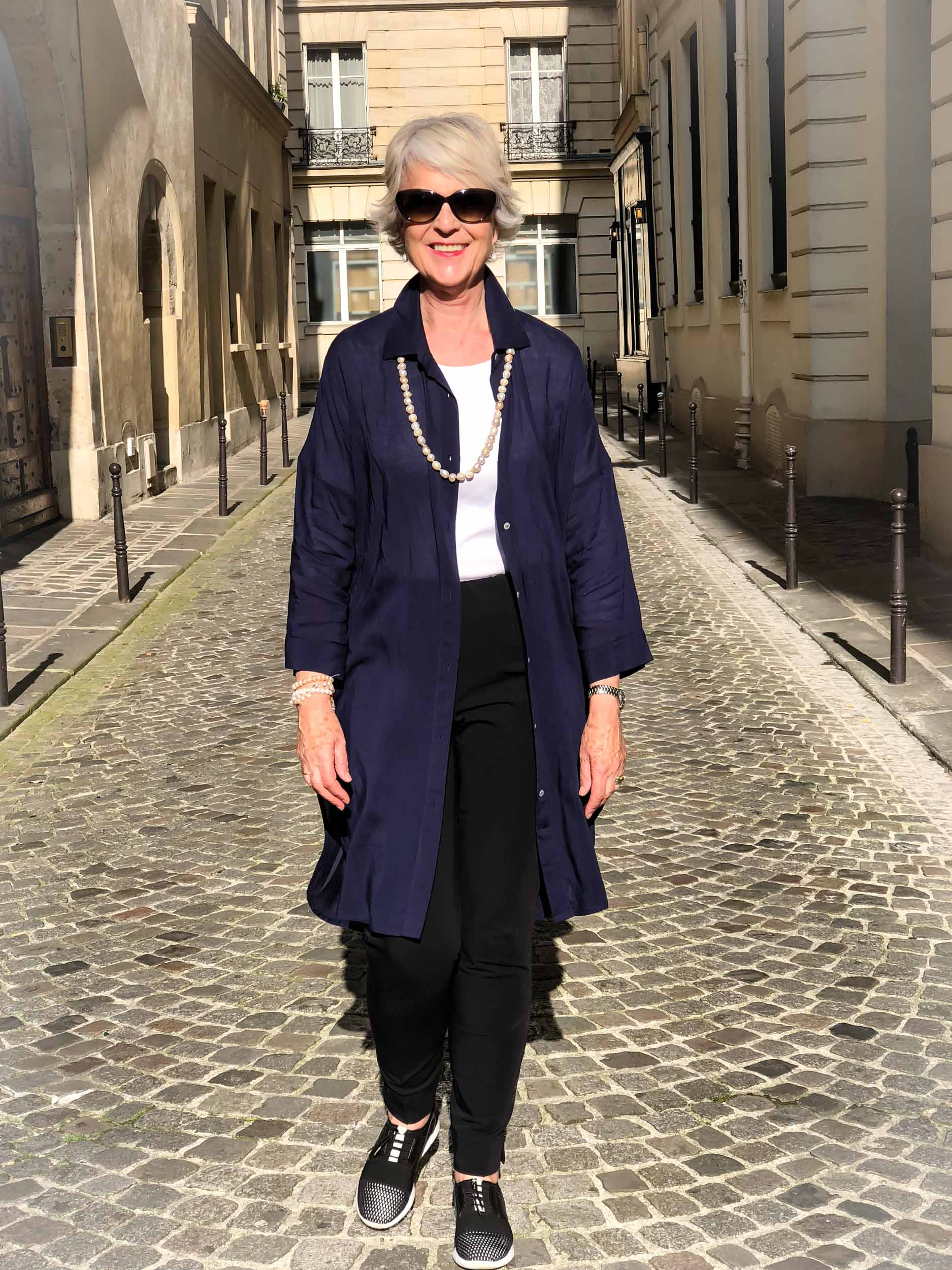 The magic of Paris. What I wore Day 1