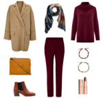 Autumn/Winter fashion colours