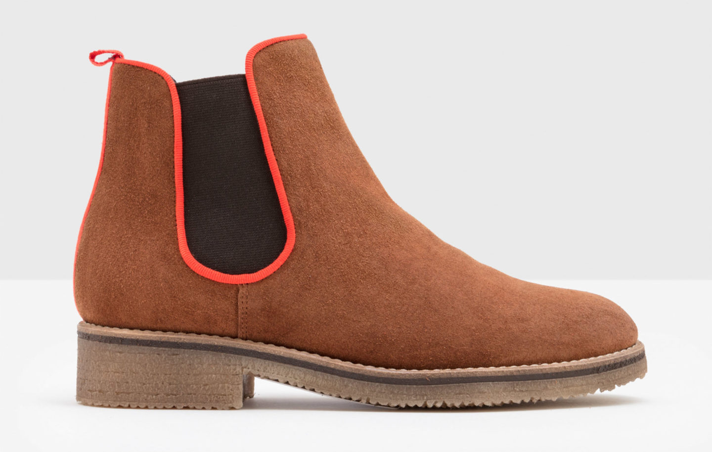Boden tan ankle boots