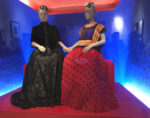 Frida Kahlo Exhibition Making herself up exhibition