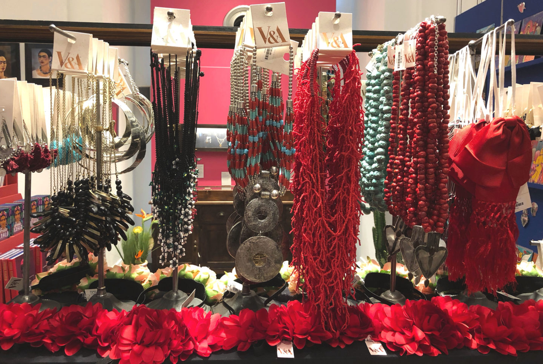 Frida Kahlo exhibition Making herself up