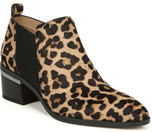 Leopard print ankle boots Nordstrom