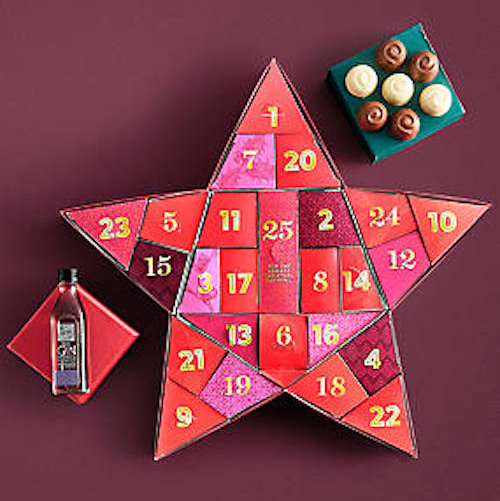 cocktail advent calendar