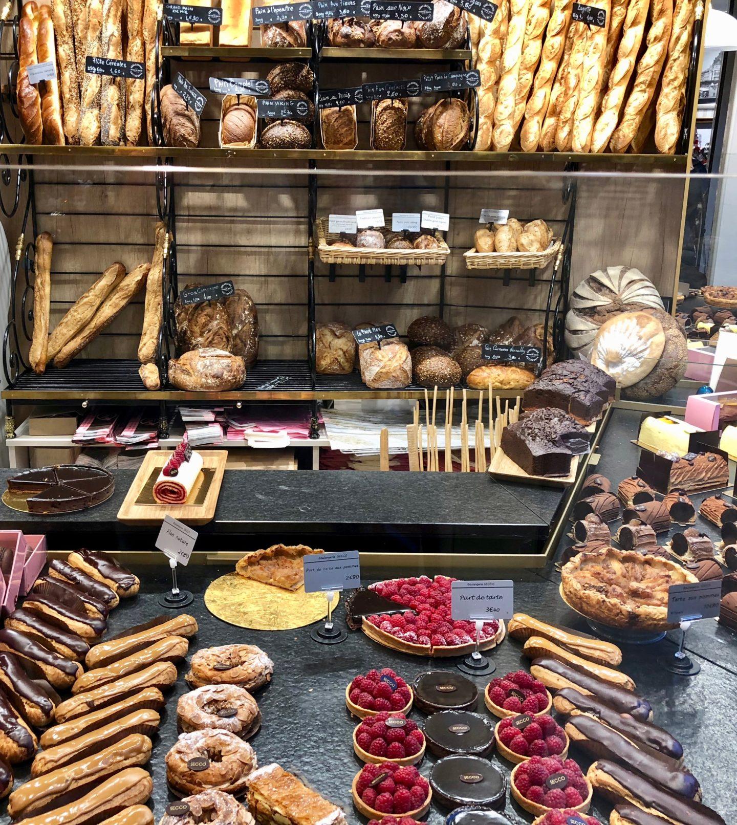 Pairs Boulangerie/Patisserie